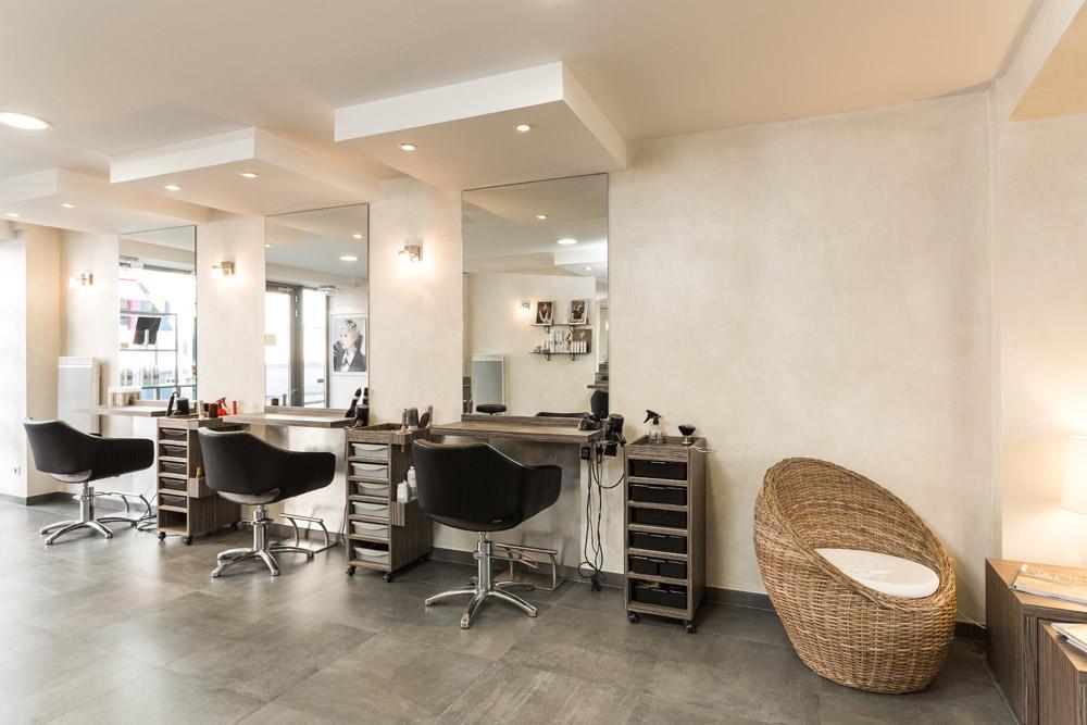 R Novation Du Salon De Coiffure Welter Fontaines Sur