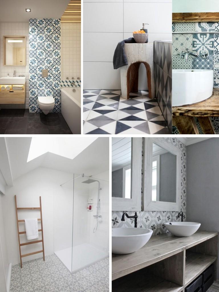 Stellati rénovation - inspirations -  Salle de bain